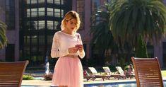 """Na terceira temporada da novela argentina """"Violetta"""", que estreia na segunda-feira (22), às 18 horas no Disney Channel, os personagens aparecem mais maduros e decididos a tocarem projetos pessoais. Violetta (Martina Stoessel) aparece com novo visual e enfrentando alguns conflitos com León (Jorge Blanco)"""