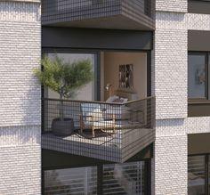 De Nieuwpoort appartementen Amsterdam