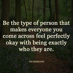 because each person that I come across is actually my own projection of some deficiency within me.
