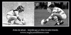El Semillero de Pacific: Antes de Actuar ..... Rugby Sport, Baseball Cards, Sports, Frases, Hs Sports, Sport