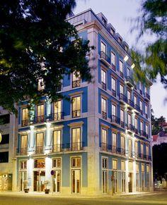 Heritage Avenida Liberdade Hotel (Lisbon)
