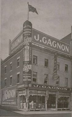 Early French Canadian Pioneers: The Gagnons of Quebec Rue Sainte Catherine, Dna Genealogy, Family Genealogy, Catherine Street, Trois Rivieres, Early French, Horrible Histories, Fact Families, My Family History