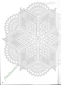 Napkins-Muestras-y-Motivos-ganchillo-№107 9 esquema