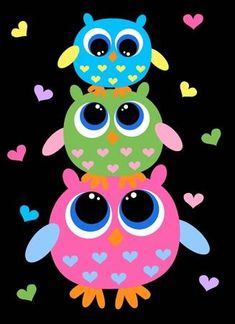 Imagens, fotos stock e vetores similares de Cute Cartoon Owl on a hearts background - 1304109256 Owl Vector, Vector Art, Cute Owls Wallpaper, Kids Bottle, Cellphone Wallpaper, 4 Kids, Clip Art, Disney Characters, Illustration