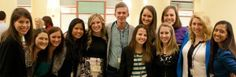 The 2013 DePaul PRSSA Regional Conference Committee for PR--The Chicago Way.