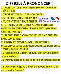 French Language Lessons, French Language Learning, French Lessons, Foreign Language, Dual Language, German Language, Spanish Lessons, French Phrases, French Words