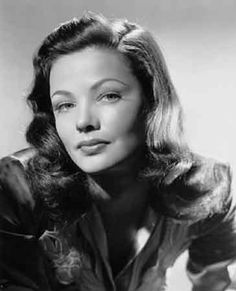 Gene Tierney - Page 36 - the Fashion Spot