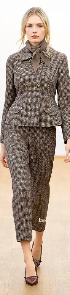 Escada Fall 2015 Ready-to-Wear