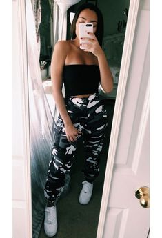 Trendy Outfits For Women, Casual Summer Outfits For Teens, Cute Comfy Outfits, Cute Teen Outfits, Teen Fashion Outfits, Teenager Outfits, Swag Outfits, Mode Outfits, Retro Outfits