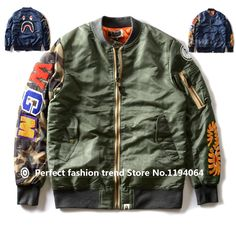 Compare Prices on Military Bomber Jacket- Online Shopping/Buy Low ...