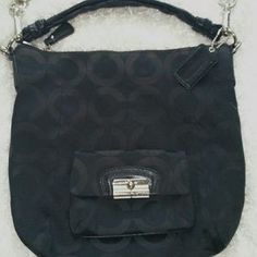 Coach Handbags - COACH Signature Bag