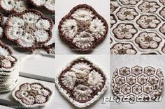 Delicacies in crochet Gabriela: 25 molds bags free crochet patterns Crochet Stitches Patterns, Stitch Patterns, Free Crochet, Crochet Top, Crochet Table Runner Pattern, African Flowers, Crochet Handbags, Crochet Bags, Irish Lace
