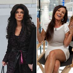 EXCLUSIVE: 'Real Housewives of New Jersey' Star Teresa Aprea Apologizes to Teresa Giudice