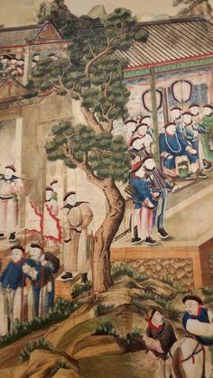Un Salón de té chino en Guadalajara China, Deco, Painting, Art, Chinese Tea, Guadalajara, Deko, Painting Art, Dekorasyon