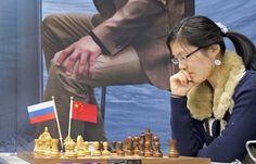 Шахматистка Хоу Ифань впервые за 26 лет сместила с первого места рейтинга FIDE Юдит Полгар - http://russiancinema.rocknrollover.com/?p=260522