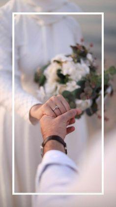 Wedding Photography Contract, Wedding Couple Poses Photography, Couple Photoshoot Poses, Cute Muslim Couples, Romantic Couples, Wedding Couples, Wedding Quotes, Romantic Weddings, Foto Wedding