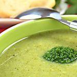 Recette Soupe au brocoli