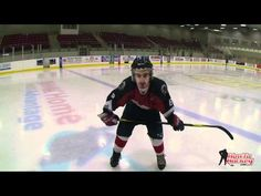 How to get a Perfect One Timer in Hockey - YouTube
