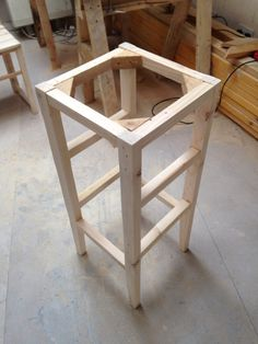 "Visit our web site for additional relevant information on ""bar tables wedding"". It is a superb spot to find out more. Tall Stools, Diy Bar Stools, Wooden Stools, Kitchen Stools, Diy Outdoor Furniture, Wood Furniture, Outdoor Patio Bar Sets, Diy Wood Projects, Bar Tables"