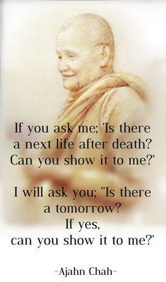 believe...we are eternal beings