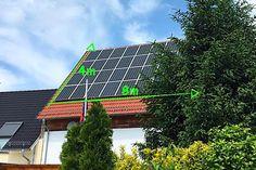 Photovoltaik: Staat gibt unglaublichen Anreiz in Issum! Solar Panels, Outdoor Decor, Garage, Pictures, Sunscreen, Losing Weight, Tutorials, Sun Panels, Carport Garage
