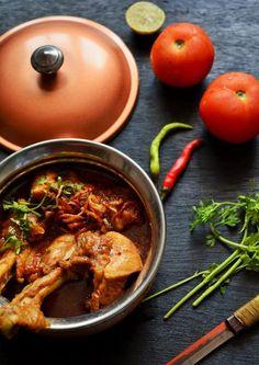 Thakkali Chicken