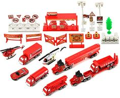 Emergency Fire Department Rescue 40 Piece Mini Diecast Toy Vehicle Playset w/ Variety of Vehicles, Accessories Toy Vehicle Playsets http://www.amazon.com/dp/B00NCG2F20/ref=cm_sw_r_pi_dp_uTJ0vb0J1D43E