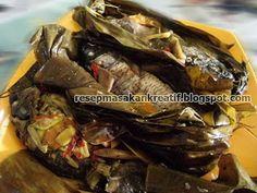 Pepes Ikan Mas Presto Duri Lunak   Resep Masakan Indonesia (Indonesian Food Recipes)