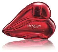 Love Is On de REVLON ~ Nuevas Fragancias