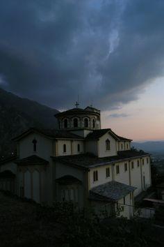Saint Cosmas, in Konitsa, Epirus, Greece