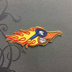 Racing Logo Patch embroidery Punk Patches iron on patches Sew on patches Cartoon patch