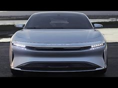 Lucid Air (2019) Tesla Model S killer? - YouTube