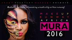 Visit us at Nigeria's leading & largest makeup & beauty tradeshow – The Makeup Fair Series MURA 2016 on Sunday of April Celebrity Red Carpet, Latest Fashion, Africa, Product Launch, Makeup, Creative, Style, Make Up, Swag