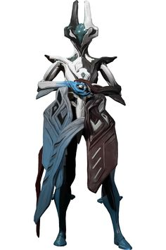 EQUINOX is the living embodiment of Warframe Duality. Both day and night, male and female. Using both vigor and grace all will fall in it's art of balance.