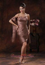 Discount Brown Mother Of The Bride Dress Clearance With Strapless Beaded and Ruch Decorate In Cave Creek Arizona - US$150.16  http://www.dresses100.com/new-arrival-mother-dresses_c25/5  Brown dresses for brides mother