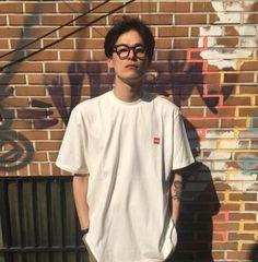 "keemwj 160512 ""에메멤 "" MMM Look Fashion, Korean Fashion, Mens Fashion, Fashion Outfits, Fashion Rings, Streetwear, Outfits Hombre, Look Man, Men Street"