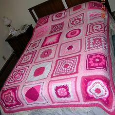 Ravelry: g120luvs2crochet's Pink4MyGirl 2013