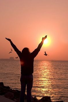 Praising God