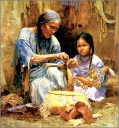 Native American Music/ Ly-o-lay-ale-loya (beautiful artwork here as well) Native American Music, Native American Children, Native American Artwork, Native American Beauty, American Indian Art, Native American History, American Indians, Geronimo, Native Art