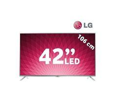 """20% İNDİRİM  LG 42LB580N 42"""" 100HZ USBMOVİE WIFI SMART FULL HD LED ( LG TÜRKİYE GARANTİLİDİR )  Detaylı bilgi ve Satın almak için; http://www.enkazanc.com/lg-42lb580n-42-106-ekran-smart-full-hd-led-televizyon-lg-turkiye-garantilidir.html"""