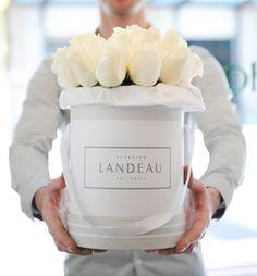 Landeau, the new luxury flower service in New York.