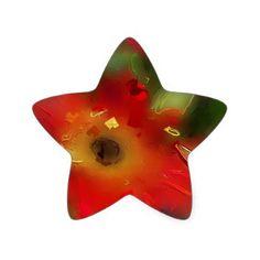 Garden Delight Star Sticker - flowers floral flower design unique style