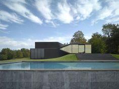 villan nm private home futuristic design