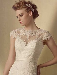 Alfred Angelo Bridal Style 2430 from Alfred Angelo's Bridal Collections and Wedding Styles