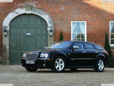 Chrysler 300C Touring [UK] (2008)