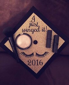 graduate high school and go to hair an makeup school