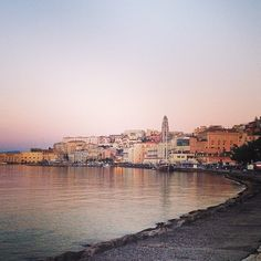 Gaeta in Latina, Lazio. This was a really fun visit. They still can't make pizza.