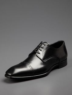Antonio Maurizi Perforated Cap Toe Oxford