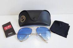 f9394aef64b3e Compre Óculos Masculinos Ray Ban Usado no enjoei  p ray ban aviador  dourado, lente