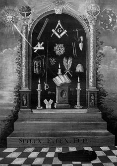 funeral-wreaths:    Freemasonry:   Let there be light, and it was good.  Love ya Dad.